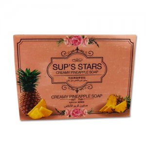 CREAMY PINEAPPLE SOAP